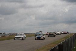 Groep PVGP Le Mans start