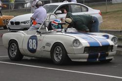 #88, 1963 Triumph Spitfire, Dave Gussack