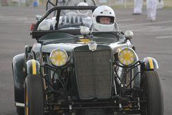 #709, 1952 MG TD, Todd Stevenson