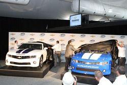 The 2013 Chevrolet Camaro Nationwide car