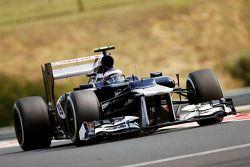 Valtteri Bottas, troisième pilote Williams