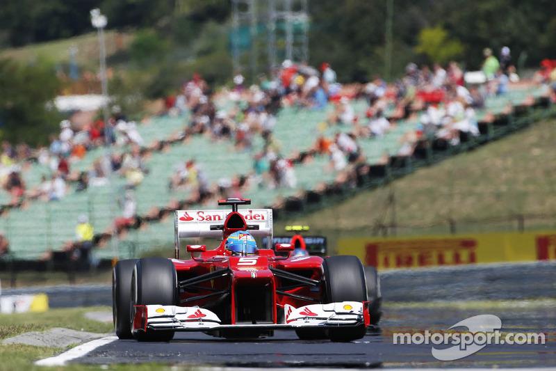 Fernando Alonso - 23 grandes prêmios