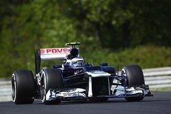 Valtteri Bottas, Williams Üçüncü Pilotu