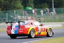 #85 Racing Adventures Ford Mustang: Raphael van der Straten, Nicolas de Crem, Jose Close, Wolfgang H