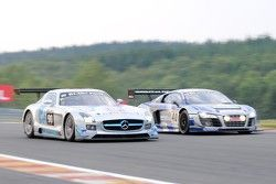 #90 Preci-Spark Mercedes-Benz SLS AMG GT3: David Jones, Godfrey Jones, Mike Jordan, Bernd Schneider
