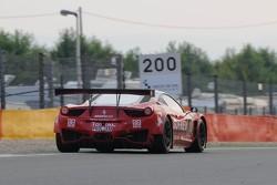 #10 SOFREV ASP Ferrari 458 Italia: Olivier Panis, Morgan Moulin-Traffort, Fabien Barthez, Eric Debard