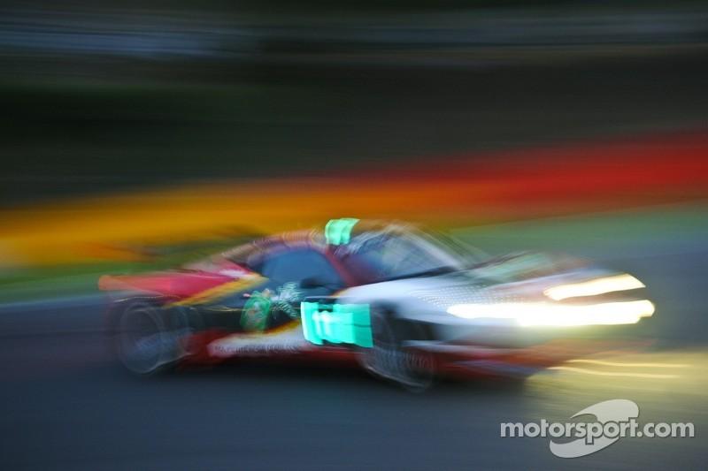 #11 Sport Garage Ferrari 458 Italia GT3: Gilles Duqueine, Eric Vaissière, André-Alain Corbel, Christ