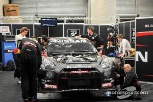 GT Academy Team RJN Nissan GT-R Nismo GT3