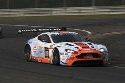 #89 GPR AMR Aston Martin V12 Vantage GT3: Tim Verbergt, Damien Dupont, Ronnie Latinne, Bertrand Bagu