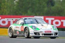 #94 SpeedLover Porsche 997 GT3 Cup S: Kevin Balthazard,Christophe Bigourie, Raf Vleugels