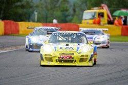 #7 ARC Bratislava Porsche 997 GT3 R: Miroslav Konopka, Stefano Crotti, Zdeno Mikulasko, Christoff Co