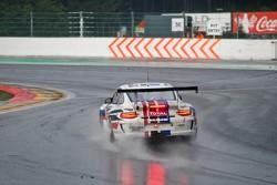 #87 RMS Porsche 997 GT3 Cup: Fabio Spirgi, Richard Feller, Olivier Baron, Manuel Nicolaïdis