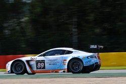 #89 GPR AMR Aston Martin V12 Vantage GT3: Tim Verberg, Damien Dupont, Ronnie Latinne, Bertrand Baguette