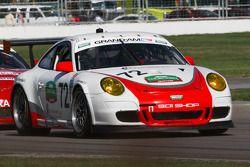 #72 Grant Racing / 901 Shop Porsche GT3: Milton Grant, Carey Grant, Kevin Grant, Brady Refenning
