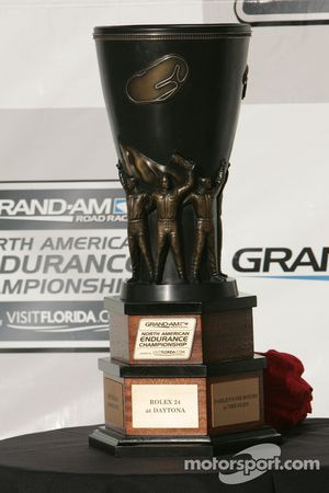 North American Endurance Championship Trophy