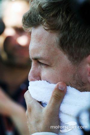 Sebastian Vettel, Red Bull Racing gridde