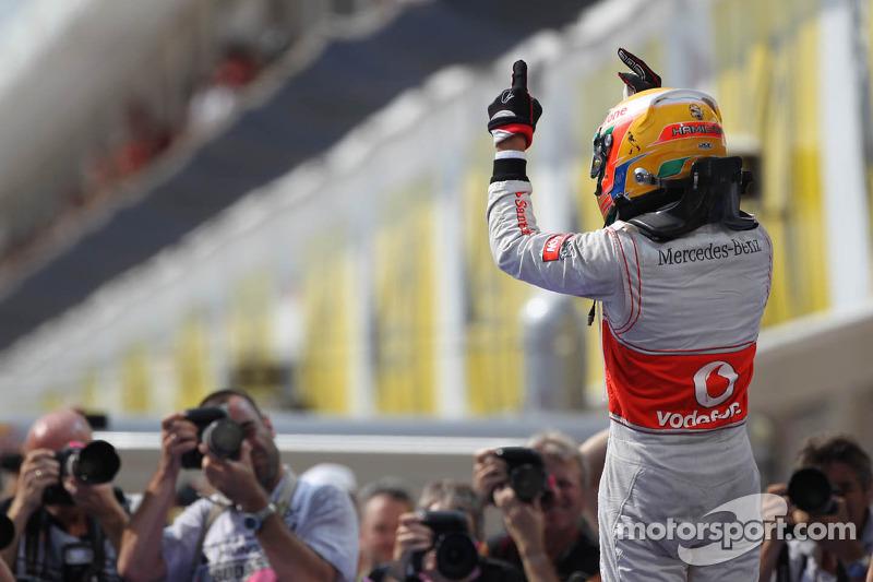 19- GP da Hungria 2012, McLaren