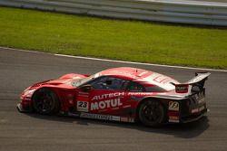 #23 Nismo Nissan GT-R: Satoshi Motoyama, Michael Krumm heads back to track