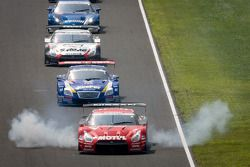 #23 Nismo Nissan GT-R: Satoshi Motoyama, Michael Krumm heads to pace lap