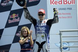 Tweede Jorge Lorenzo, Yamaha Factory Racing