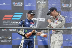 Tom Blomqvist, Michael Lewis