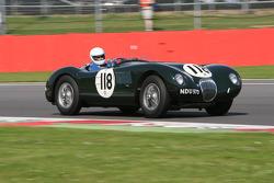 Turner/Blackhall - Jaguar C Type