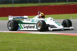 Chris Dansembourg - Williams FW07