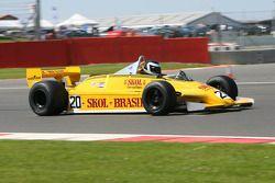 Jean-Michel Martin - Fittipaldi F8
