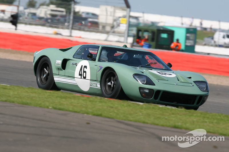 Wright /Gans - Ford GT40