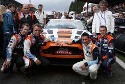 #89 GPR AMR Aston Martin V12 Vantage GT3: Tim Verberg, Damien Dupont, Ronnie Latinne, Bertrand Bague