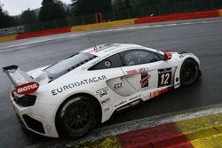#12 ART Grand Prix McLaren MP4-12C GT3: Grégoire Demoustier, Duncan Tappy, Mike Parisy, Ulric Amado