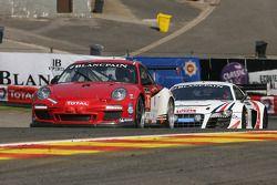 #76 Race Art Porsche 997 GT3 Cup: Mathijs Harkema, 'Brody', Christophe Geoffroy, Henri Richard