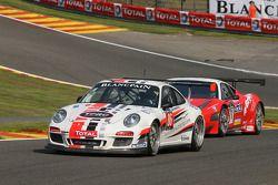 #86 RMS Porsche 997 GT3 Cup: Thierry Stepec, Eric Mouez, David Loger, Philippe Salini