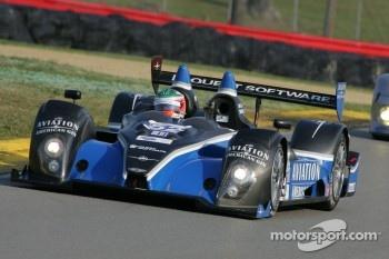 #52 PR1 Mathiasen Motorsports Oreca FLM09: Marino Franchitti, Rudy Junco