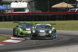 #66 TRG Porsche 911 GT3 Cup: Mike Piera, Spencer Pumpelly