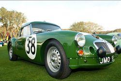 1960 MG MGA Twin-Cam: Steve Woodyard