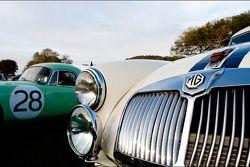 1957 MG 1500: Eaton Family Collection