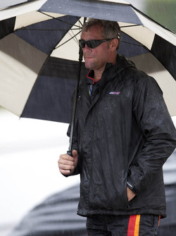 Rain hits Pocono