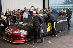 Jeff Gordon, Hendrick Motorsports Chevrolet wins