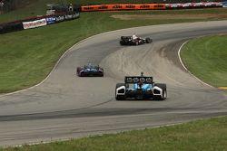 Simon Pagenaud, Schmidt-Hamilton Motorsports Dario Franchitti, Target Chip Ganassi Honda Will Power,