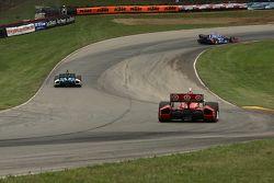 Scott Dixon, Target Chip Ganassi Honda Simon Pagenaud, Schmidt-Hamilton Motorsports Dario Franchitti