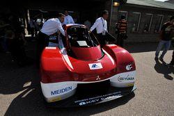 #32 Mitsubishi Motors i-MiEV Evolution: Hiroshi Masuoka
