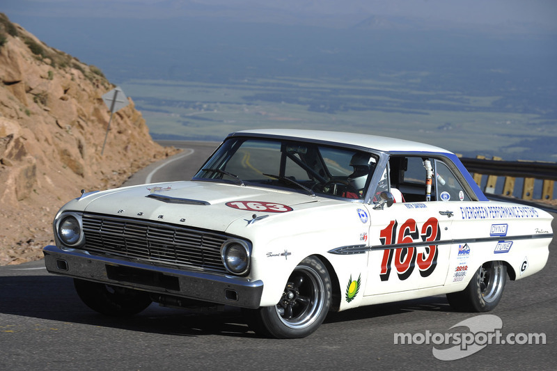 #163 Ford Falcon Spirit: Keith Davidson