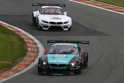 #66 Vita4One Racing Team BMW Z4 GT3: Greg Franchi, Frank Kechele, Mathias Lauda