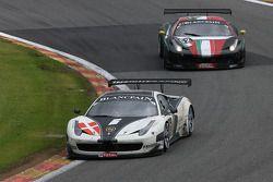 #17 Insight Racing Ferrari 458 Italia: Dennis Andersen, Martin Jensen, Iain Dockerill