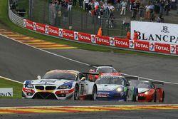 #37 DB Motorsport BMW Z4 GT3: Simon Knap, Andrew Danyliw, Jochen Habets, Léon Rijnbeek