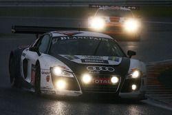 #81 ALFAB Racing Audi R8 LMS: Erik Behrens, Daniel Roos, Patrik Skoog, Magnus Öhman