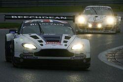 #107 Beechdean Aston Martin Racing Aston Martin V12 Vantage GT3: Andrew Howard, Jonathan Adam, Phil