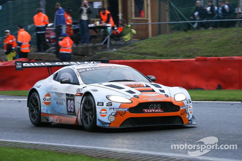 89 Gpr Amr Aston Martin V12 Vantage Gt3 Tim Verberg Damien Dupont