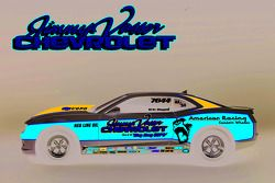 Jimmy Vasser Chevrolet to enter COPO Camaro in Factory Stock Showdown at U.S. Nationals